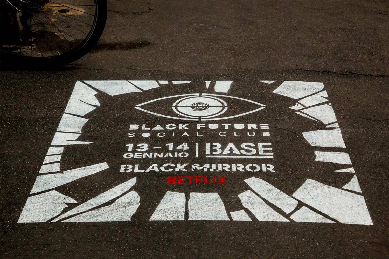 GreenGraffiti Black Mirror