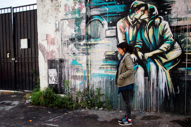 Alice Pasquini Roma Murales