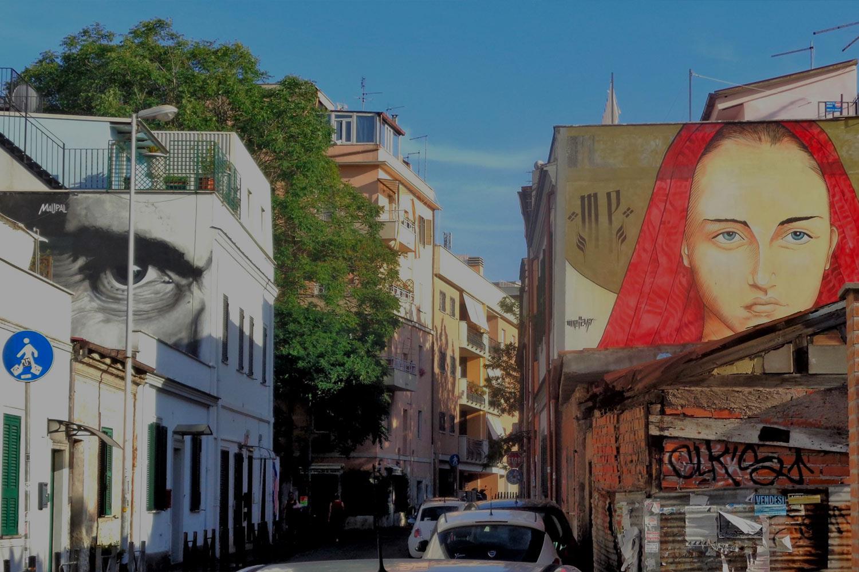 Italian Graffiti - Pigneto
