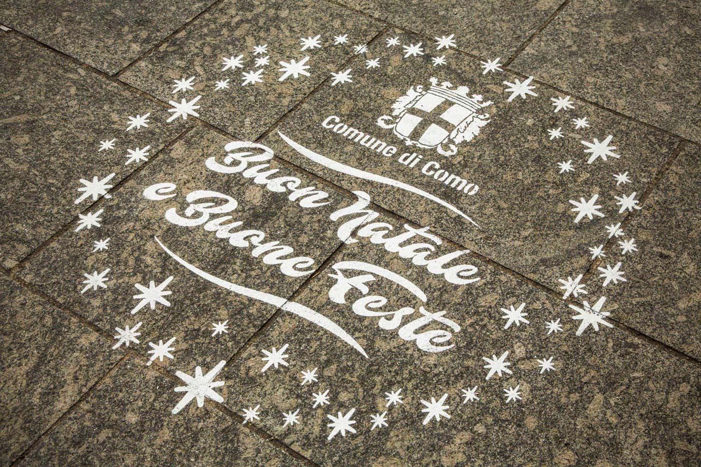 Como GreenGraffiti Christmas