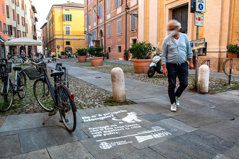 street marketing Gruppo Hera