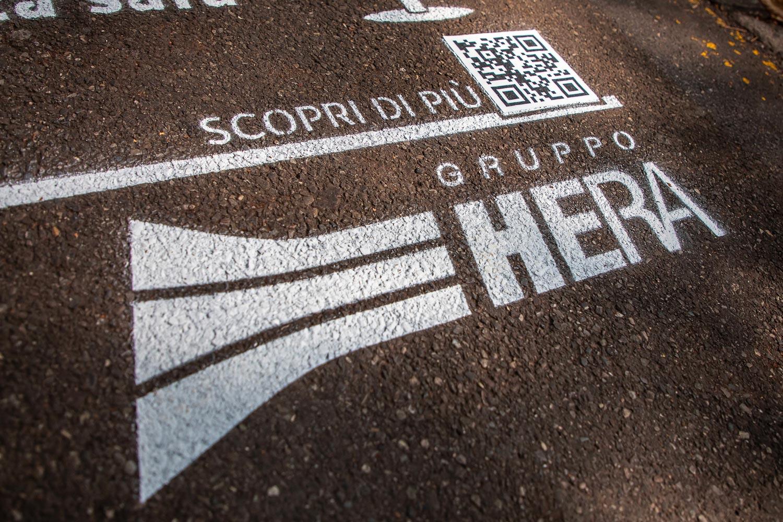 unconventional marketing Gruppo Hera