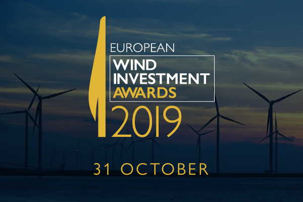 Everything you need to know about entering the European Wind Investment Awards