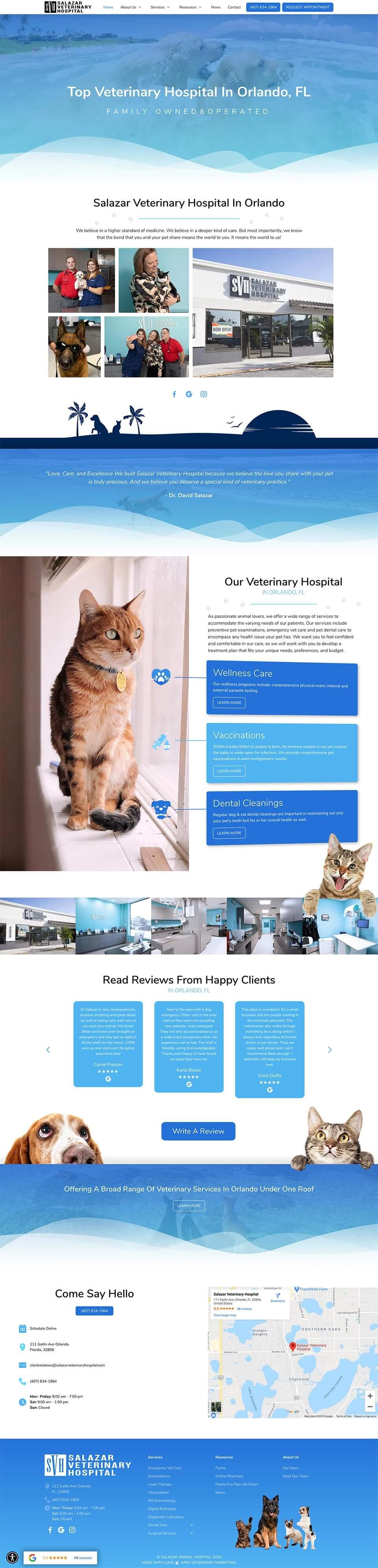 Salazar Veterinary Hospital