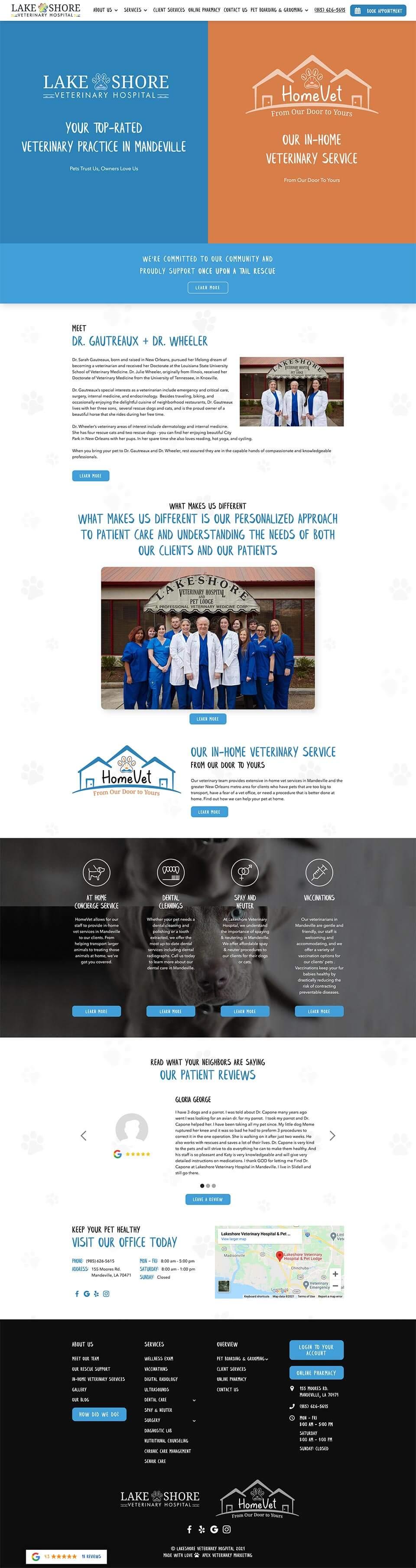 Lakeshore Veterinary Hospital