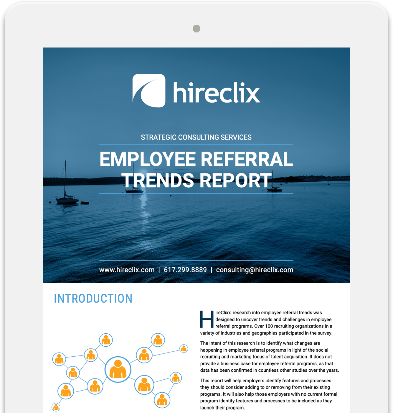 Employee Referral Trends Report