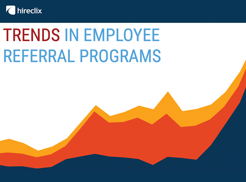 Trends in Employee Referral Programs Cover