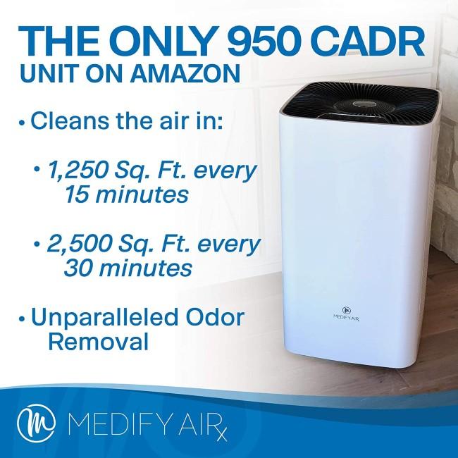air purifier diagram