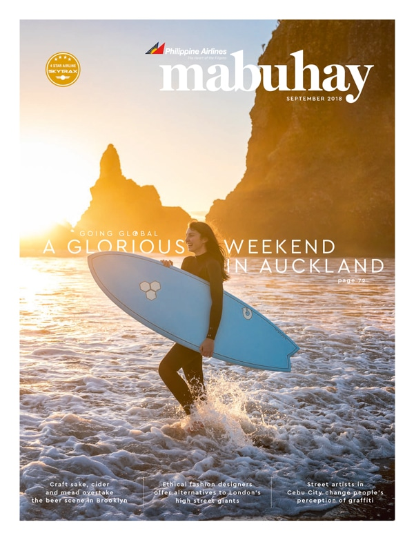 Mabuhay Magazine Cover