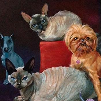 Acrylic Pets