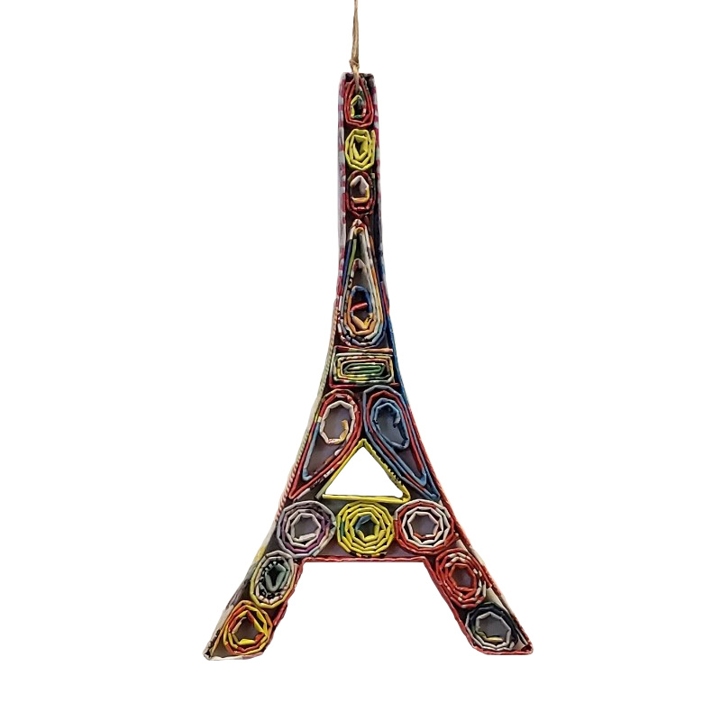 Eiffel Tower Ornament - Style 1