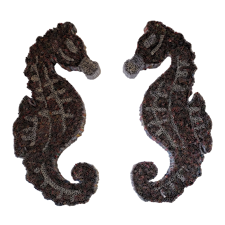 Seahorse Figure - Set of 2