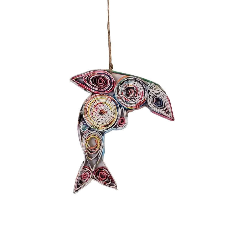 Dolphin Ornament