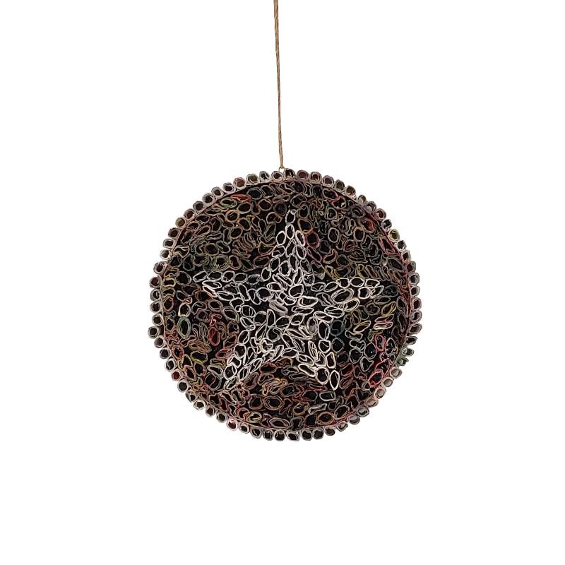 Star Puck Ornament