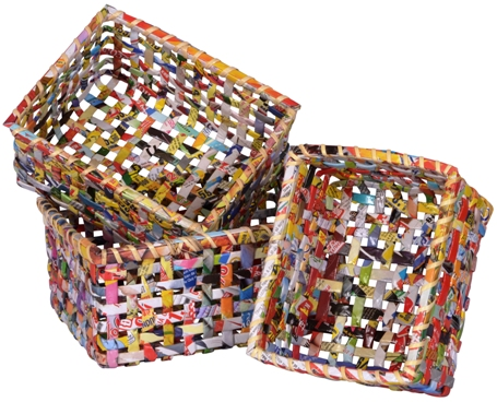 Baskets - Set of 3