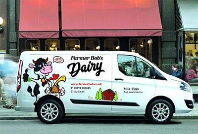 Farmer Bobs Dairy
