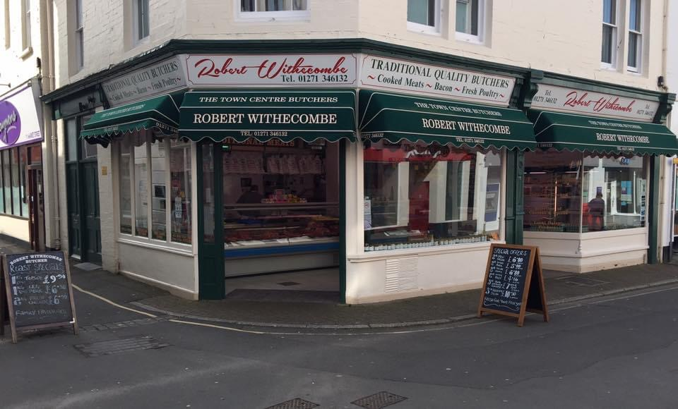 Robert Withecombe Butchers