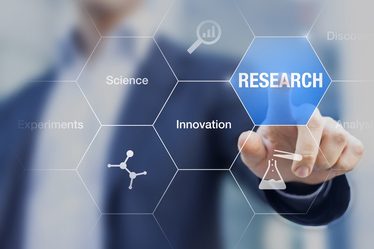 Science research uk