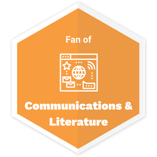 Communications & Literature