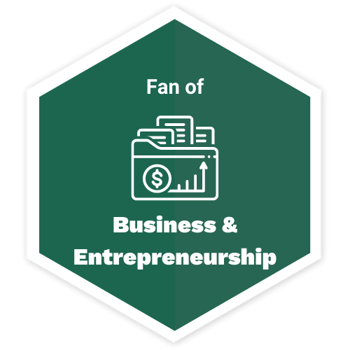 Business & Entrepreneurship