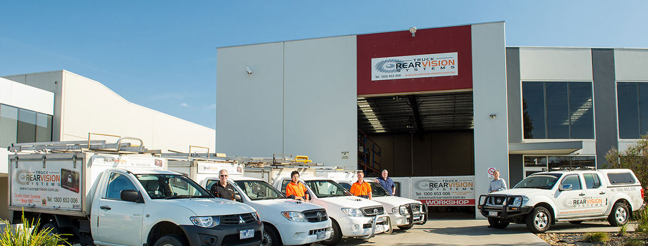 Our fleet of fully trained technicians install and maintain your products