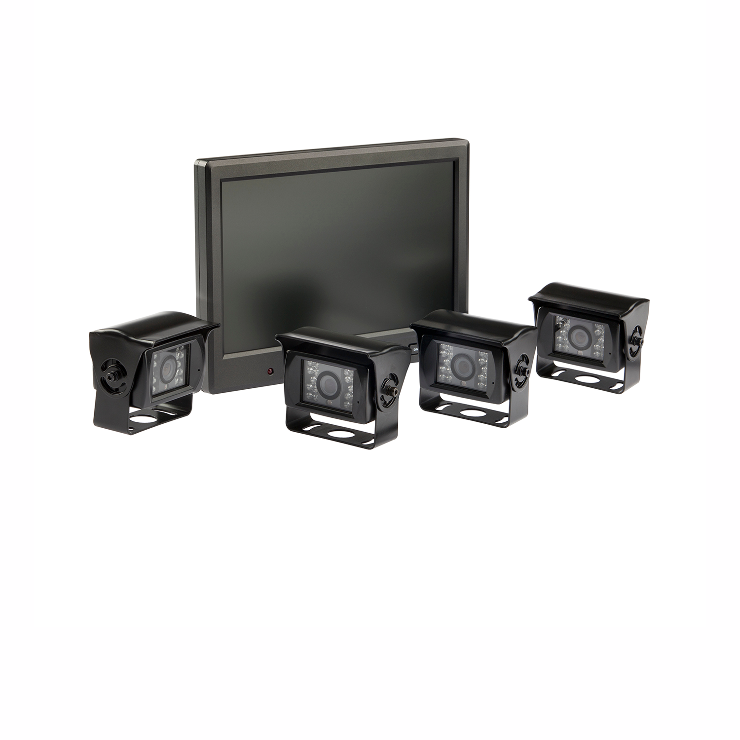 10.2inch HD Quad View Four Camera Kit