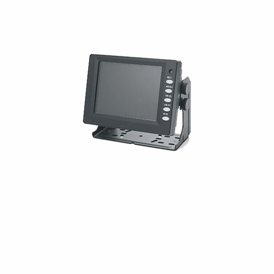 6.4inch Quad View Monitor