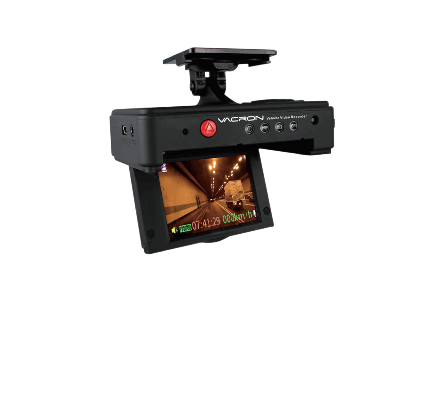 Dashcam With Screen