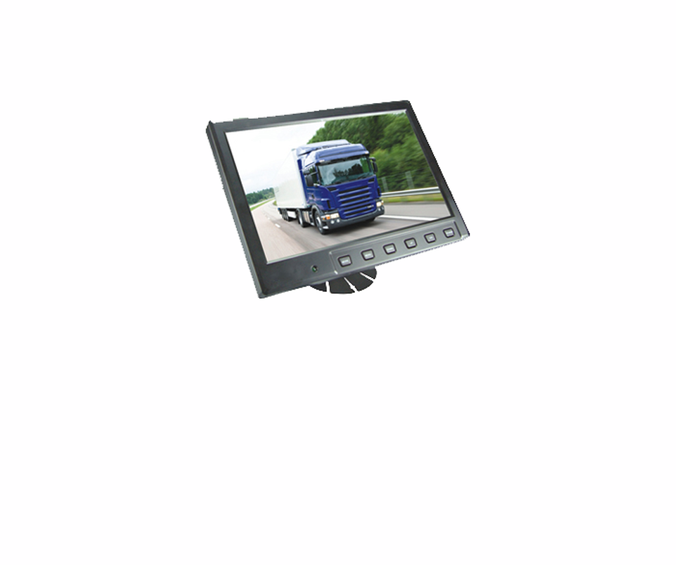 10.2inch LCD Quad View Monitor