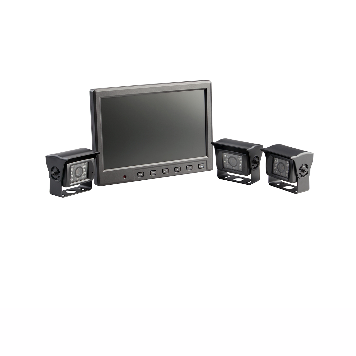 10.2inch HD Quad View Three Camera Kit