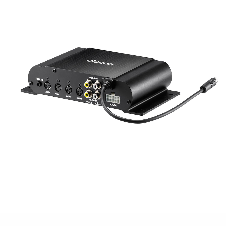 4 Camera Control Box