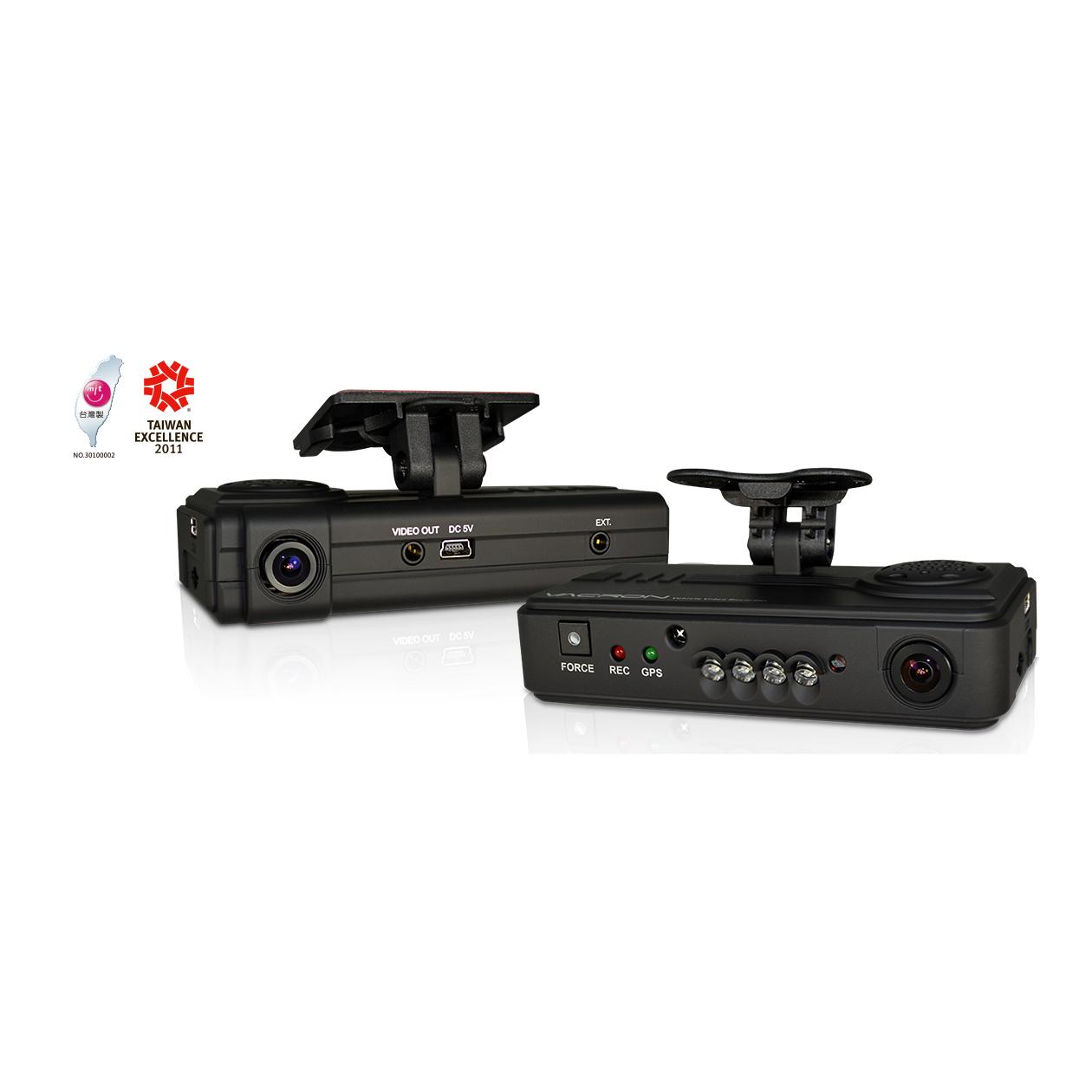 2 Camera Dashcam