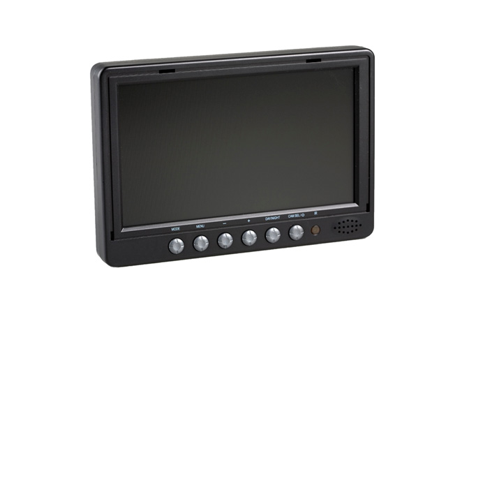 7.0inch LCD Quad View Monitor