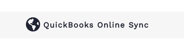 QuickBooks Online Export button