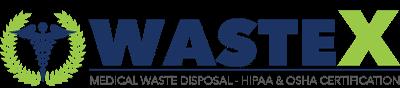 MedWasteX Logo
