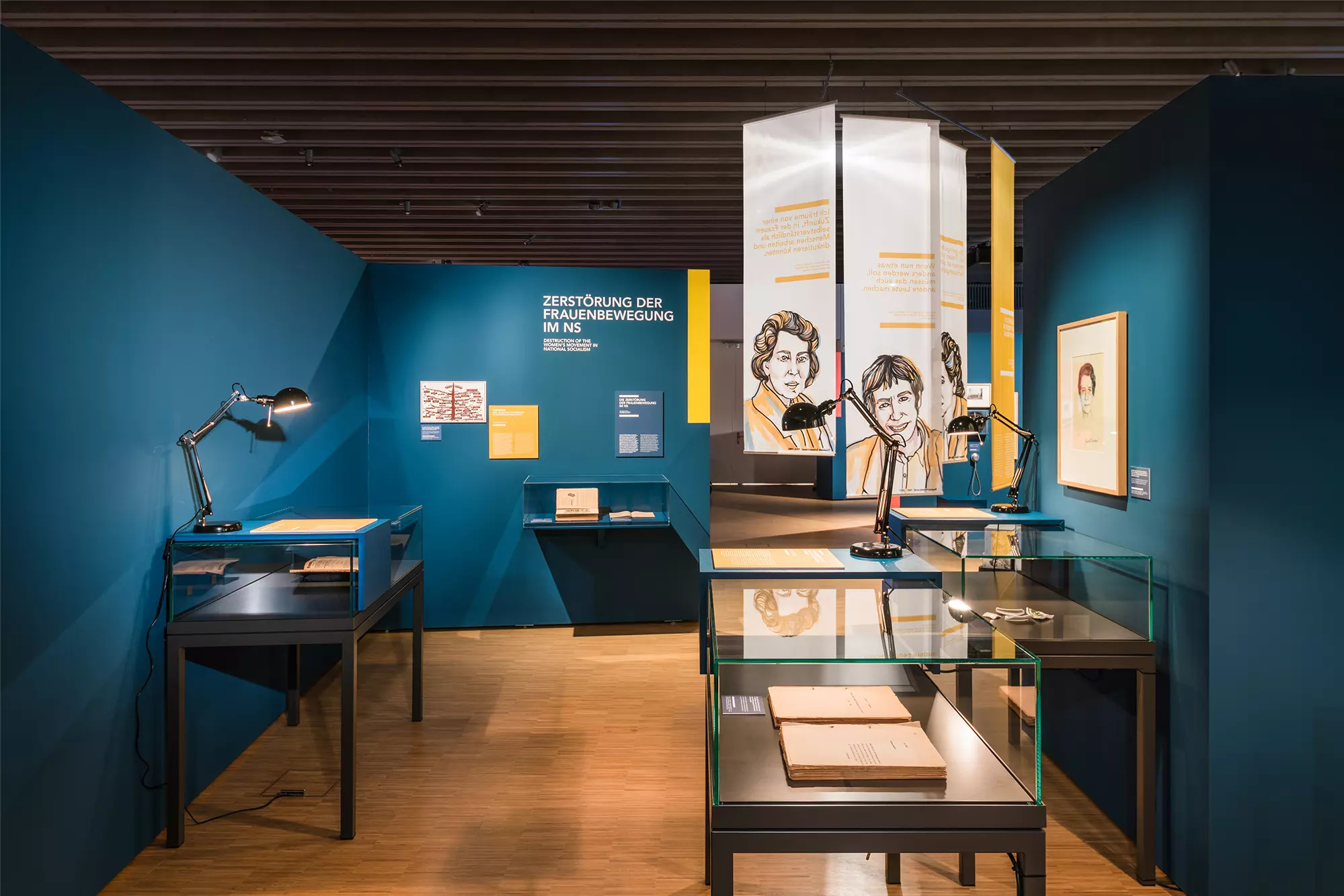 Ladies' Choice! - A special exhibition dedicated to 100 Years of voting rights for women