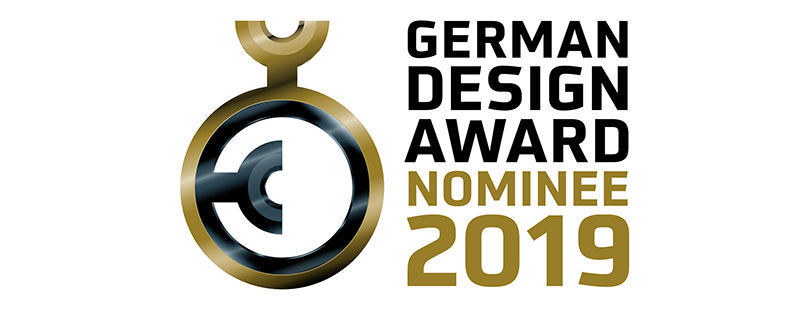 German Desing Award Nominee 2019