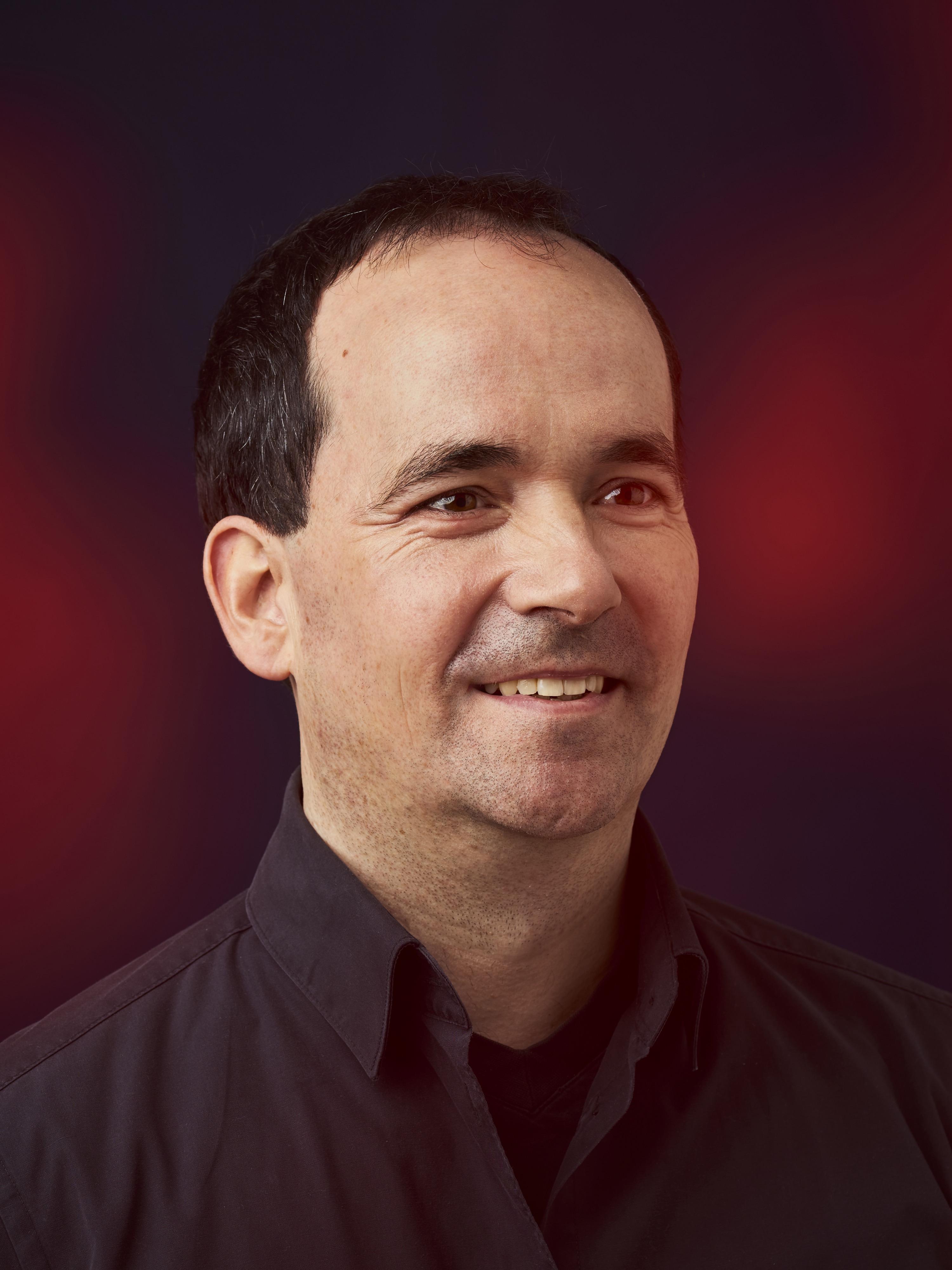 Prof. Lars Uwe Bleher, Geschäftsführer von Atelier Markgraph
