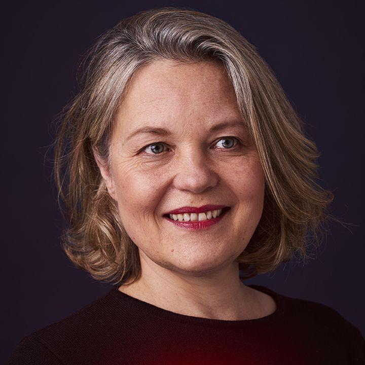 Portrait of Uta Brinksmeier