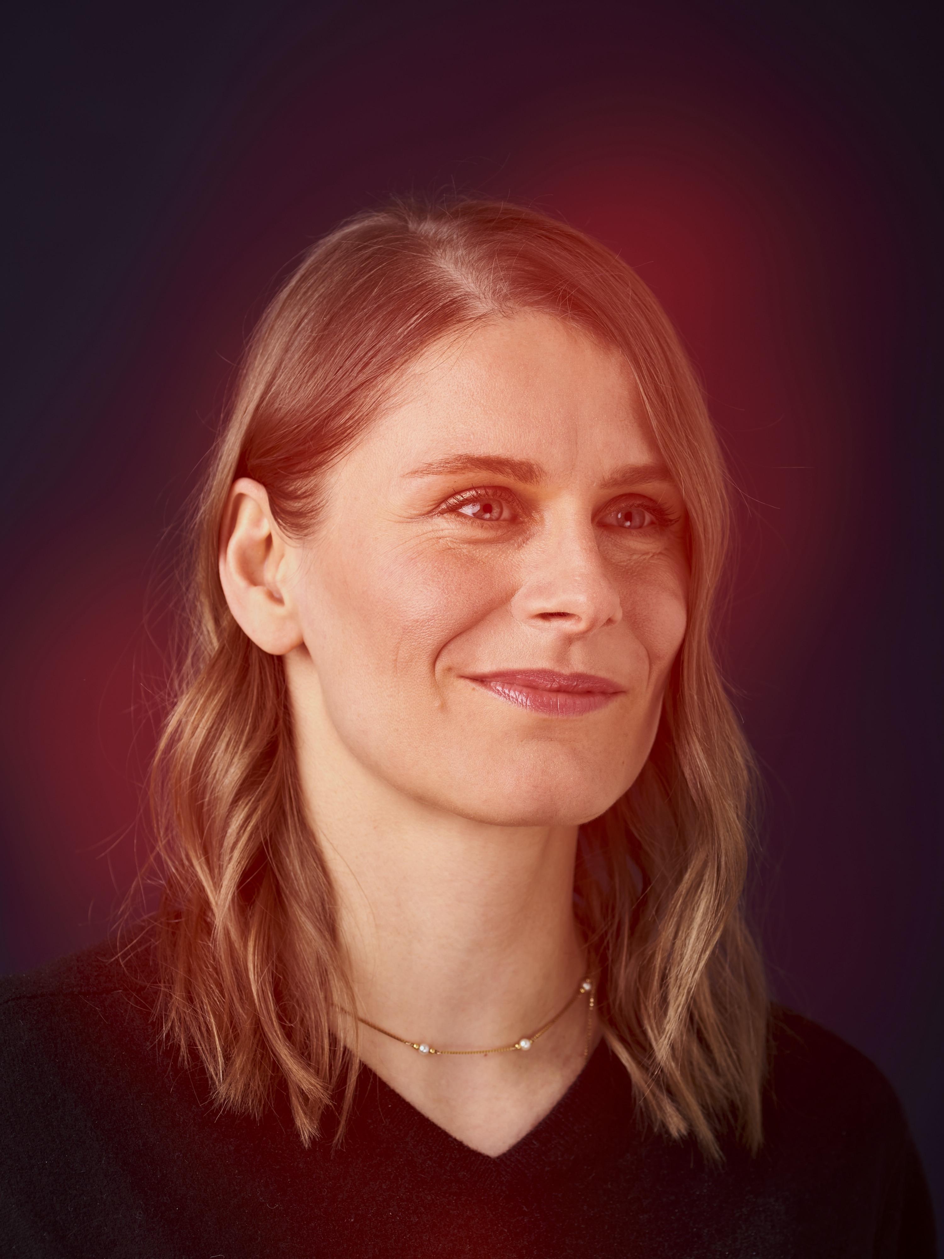 3/4 Portreit of Jördis Hille