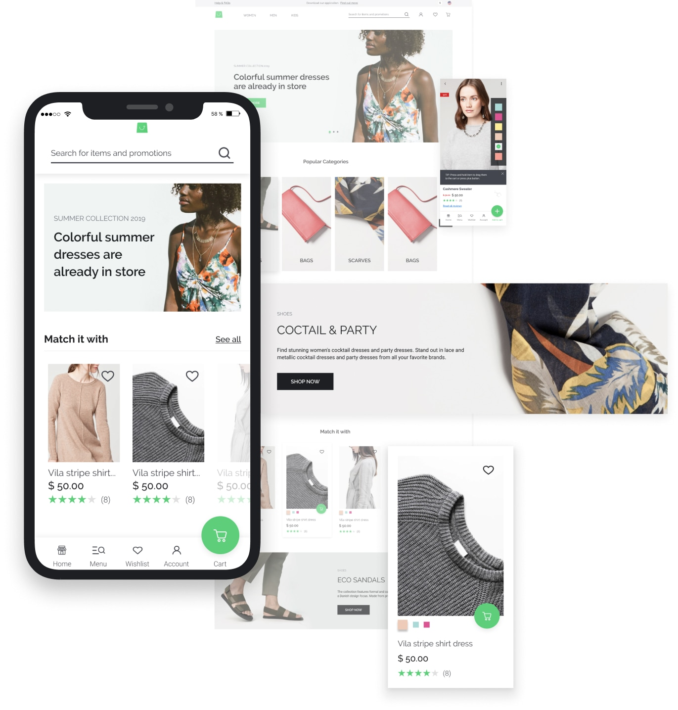 The Open Source Frontend For Any Ecommerce Vue Storefront
