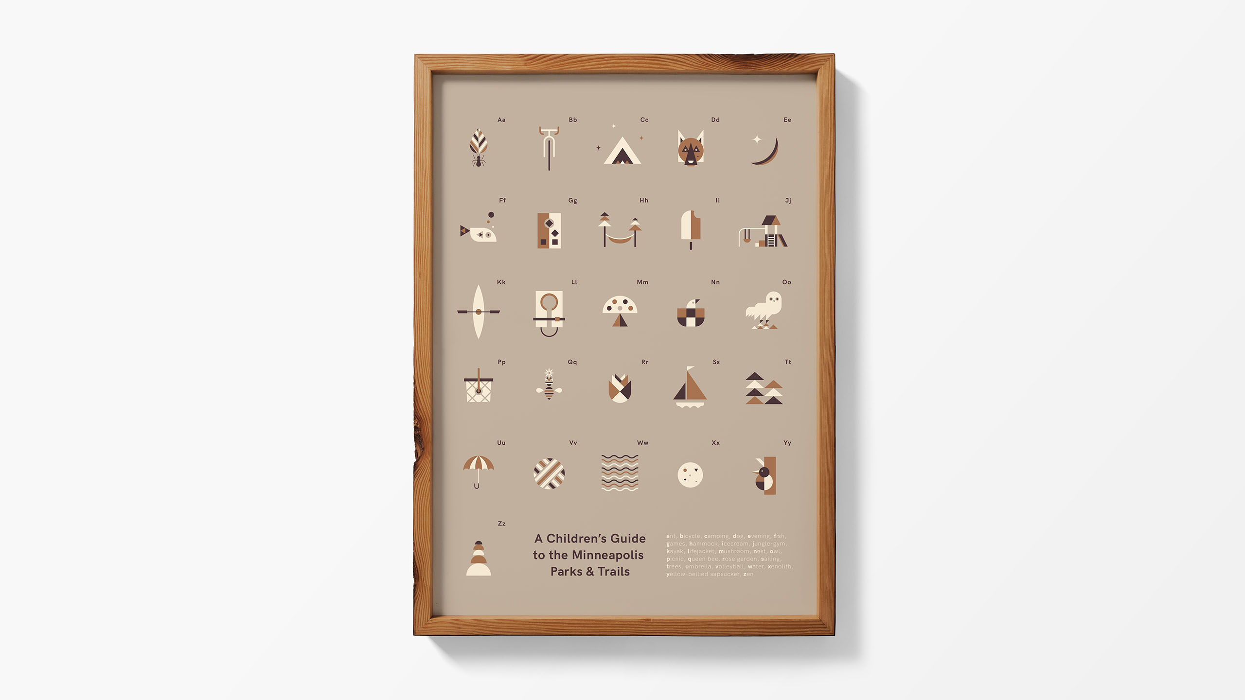 Posters for Parks