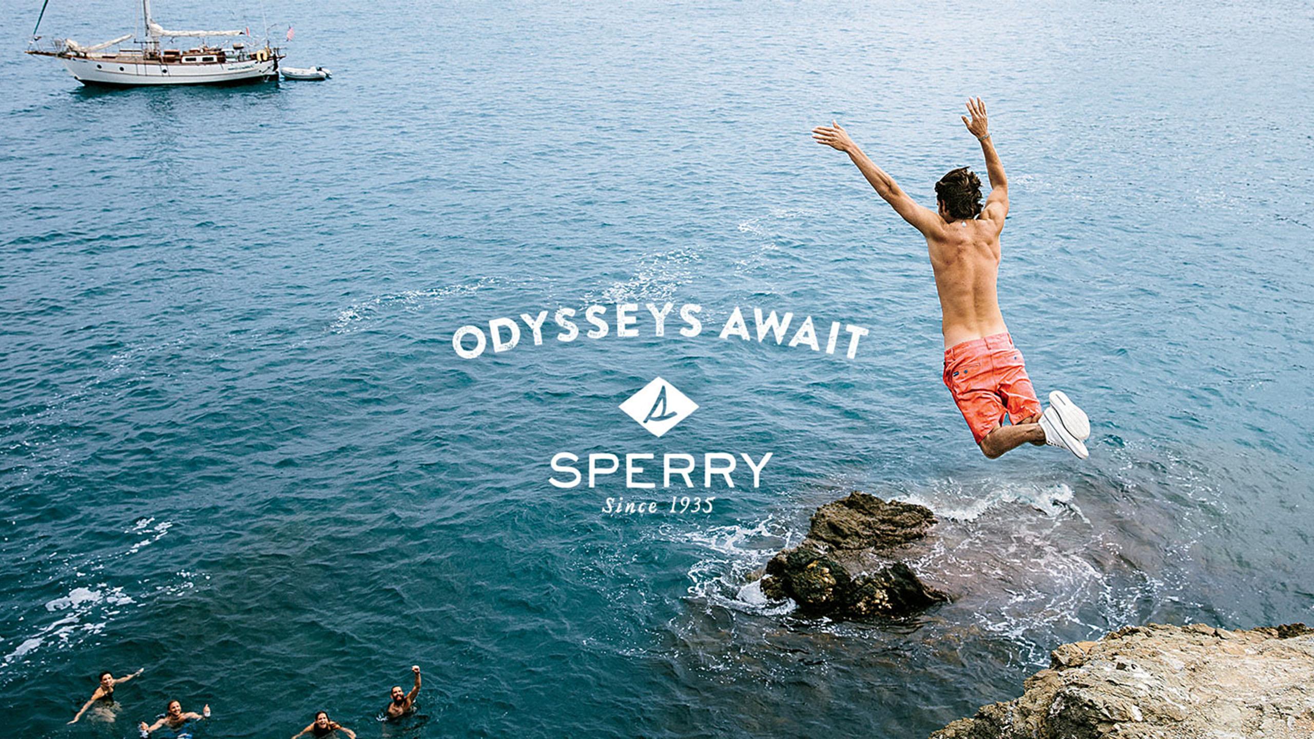 Sperry: Odysseys Await