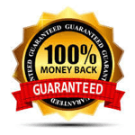 100 percent money refund guarantee