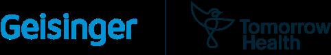 Logos for Geisinger Health Plan and Tomorrow Health