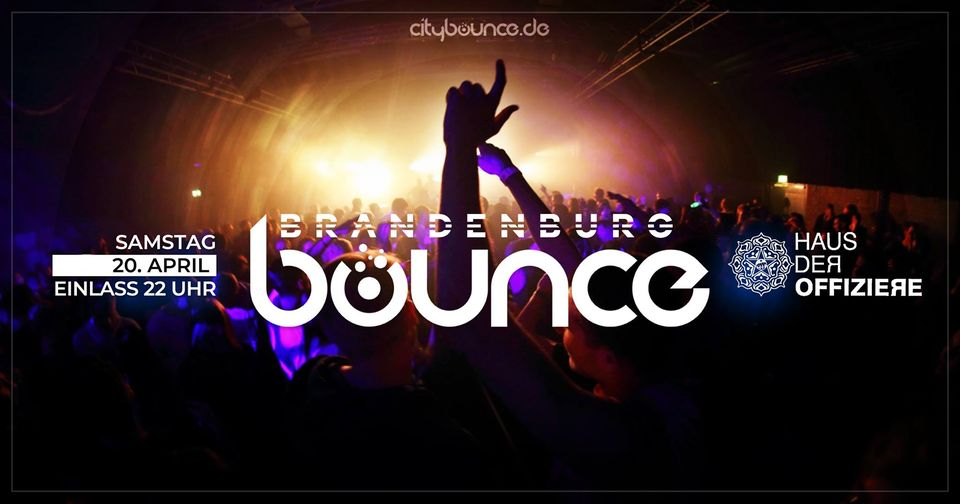 BRANDENBURG BOUNCE | 20.04.