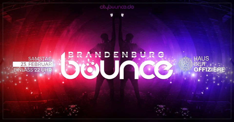 BRANDENBURG BOUNCE | 23.02.