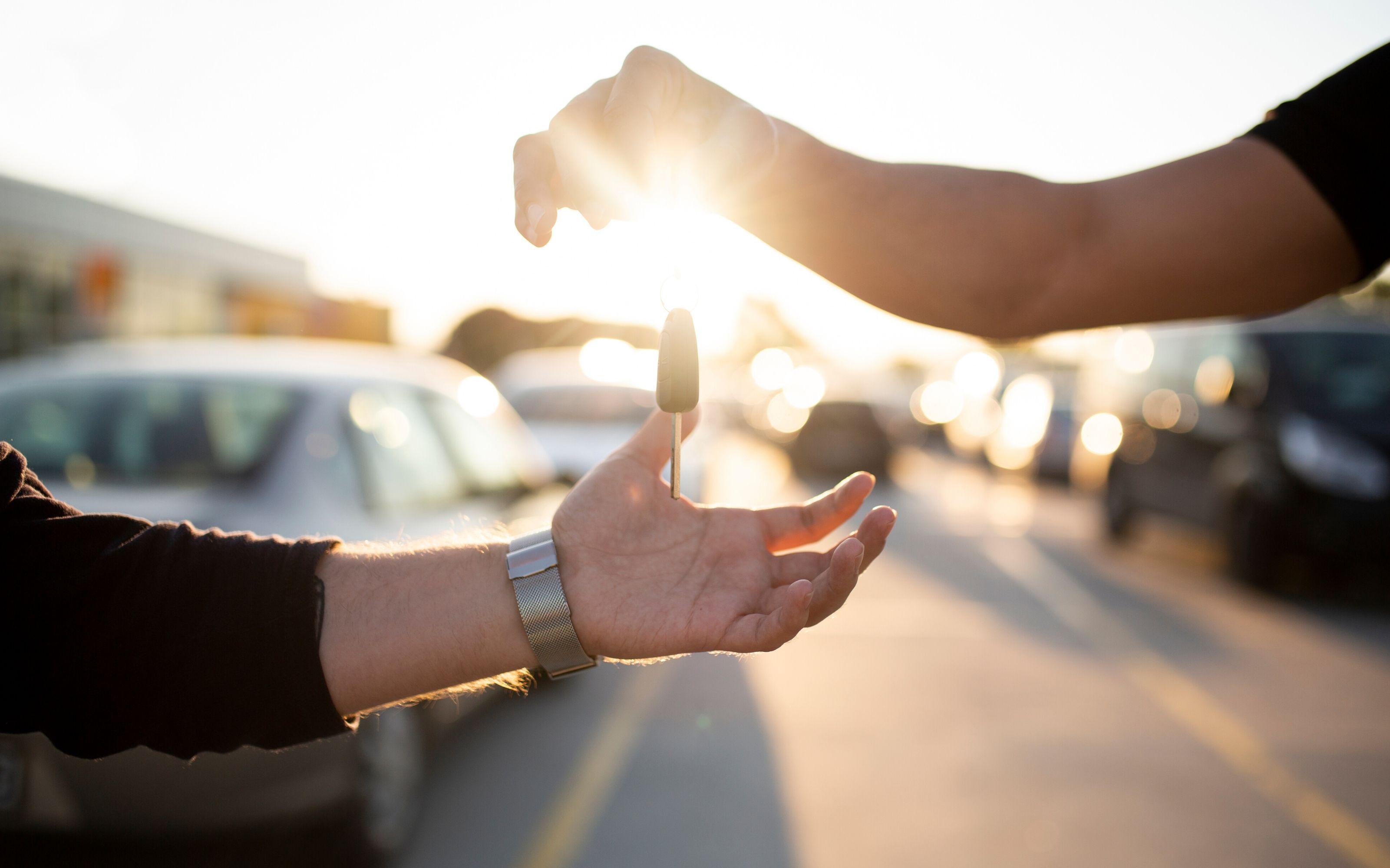 Déclaration d'achat d'une voiture