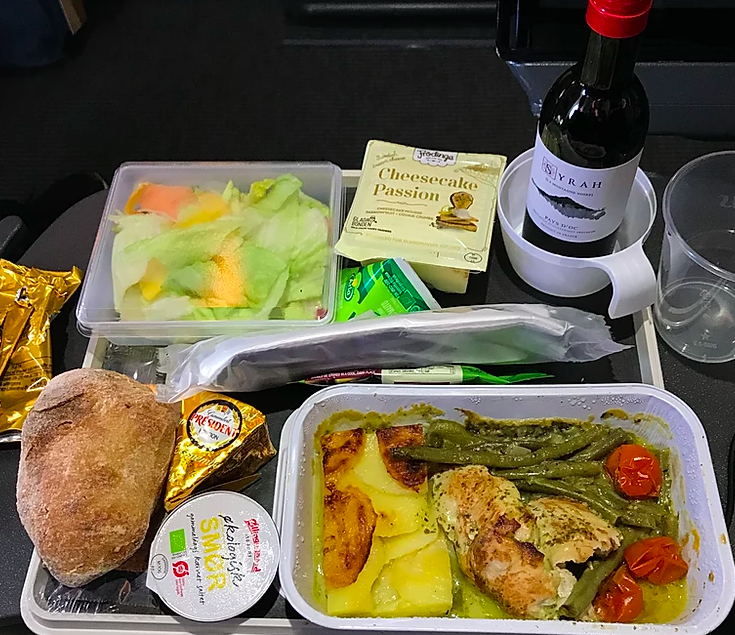 mat i handbagage sas