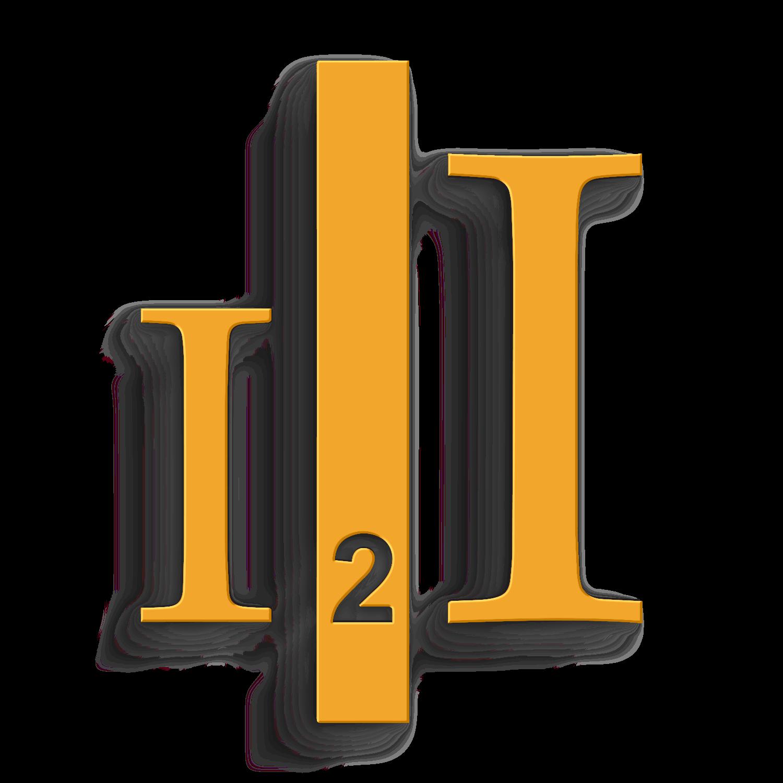 Idle 2 Idol 3D Orange Logo